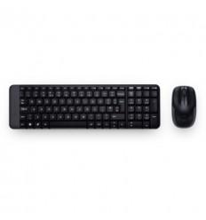 LOGITECH Wireless Desktop MK220 (Keybord&mouse)
