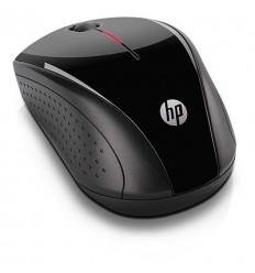 HP Inc. Mouse Wireless X3000 (Black)